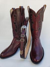 J B  Custom Leather Goods